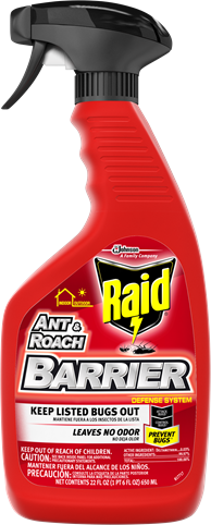 RAID ANT and ROACH BARRIER MANUAL TRIGGER 22OZ